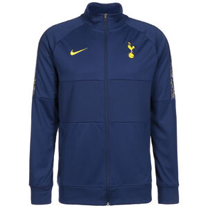 Tottenham Hotspur I96 Anthem Jacke Herren, dunkelblau / gelb, zoom bei OUTFITTER Online