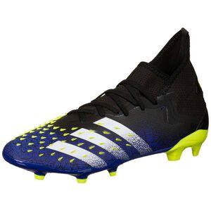 Predator Freak .2 FG Fußballschuh Herren, schwarz / blau, zoom bei OUTFITTER Online