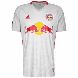 New York Red Bulls Trikot Home 2019/2020 Herren, hellgrau / rot, zoom bei OUTFITTER Online