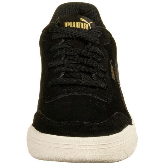 Caracal Suede Sneaker, schwarz, zoom bei OUTFITTER Online