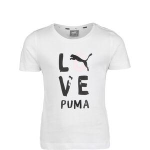 Alpha T-Shirt Kinder, weiß / schwarz, zoom bei OUTFITTER Online