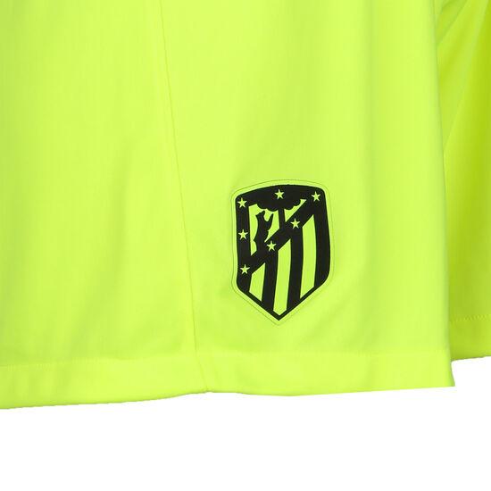 Atletico Madrid Short 3rd Stadium 2020/2021 Herren, neongelb / schwarz, zoom bei OUTFITTER Online
