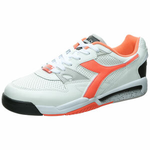 Rebound Ace Sneaker, weiß / neonrot, zoom bei OUTFITTER Online