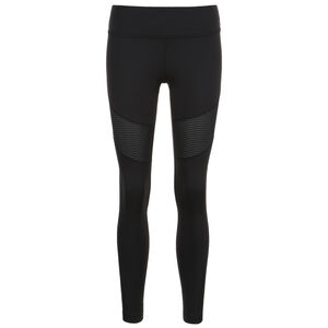 Workout Ready Mesh Trainingstight Damen, schwarz, zoom bei OUTFITTER Online