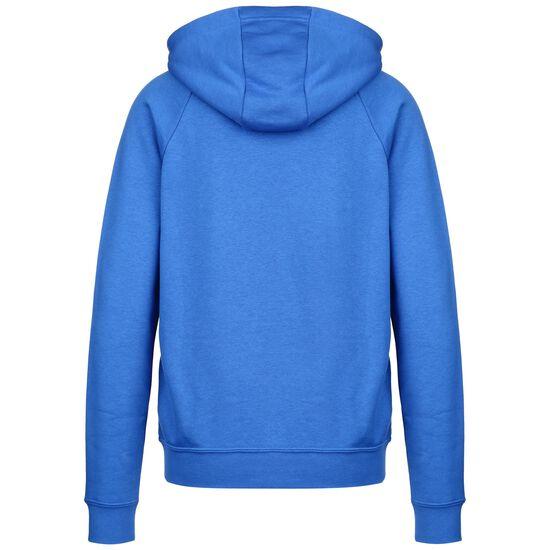 Park 20 Fleece Kapuzenpullover Damen, blau / weiß, zoom bei OUTFITTER Online
