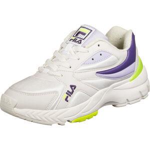 Hyperwalker Low Sneaker Damen, weiß / lila, zoom bei OUTFITTER Online