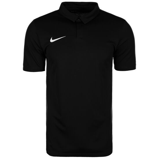 Dry Academy 18 Poloshirt Herren, schwarz, zoom bei OUTFITTER Online