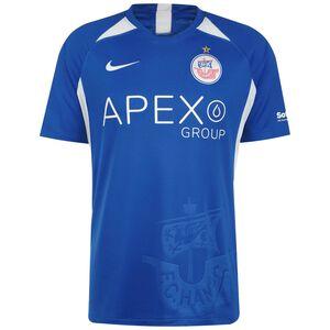 FC Hansa Rostock Trikot Home 2021/2022 Herren, blau / weiß, zoom bei OUTFITTER Online