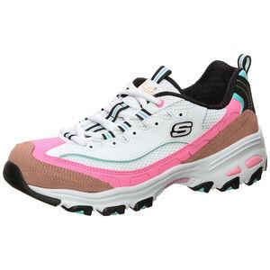 D'Lites Second Chance Walkingschuh Damen, pink / hellblau, zoom bei OUTFITTER Online