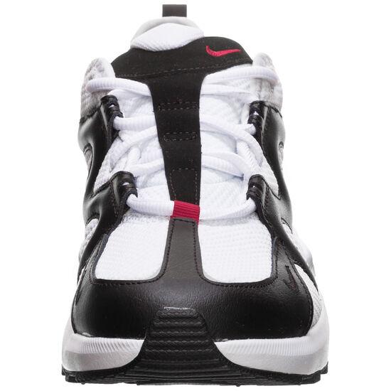 Air Max Gravitation Sneaker Herren, weiß / schwarz, zoom bei OUTFITTER Online