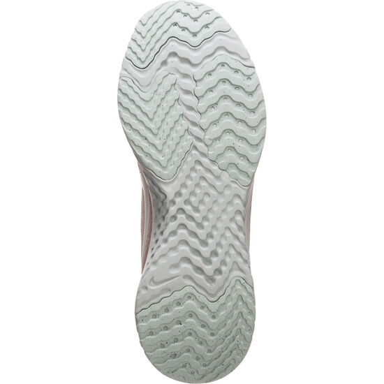 Odyssey React Laufschuh Damen, rosa / weiß, zoom bei OUTFITTER Online