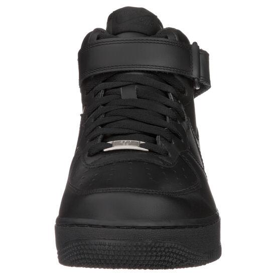 Air Force 1 Mid 2007 Sneaker Herren, Schwarz, zoom bei OUTFITTER Online