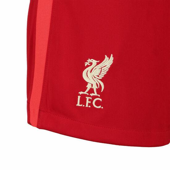 FC Liverpool Shorts Home Stadium 2021/2022 Herren, rot / weiß, zoom bei OUTFITTER Online
