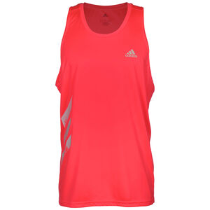 Own the Run Lauftank Herren, pink / korall, zoom bei OUTFITTER Online