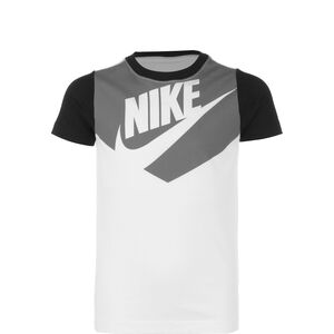 Amplify T-Shirt Kinder, weiß / schwarz, zoom bei OUTFITTER Online