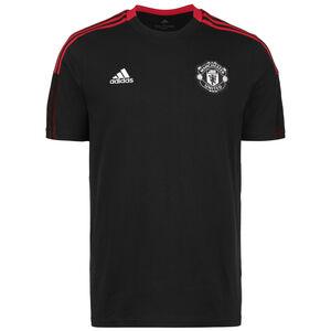 Manchester United T-Shirt Herren, schwarz / rot, zoom bei OUTFITTER Online