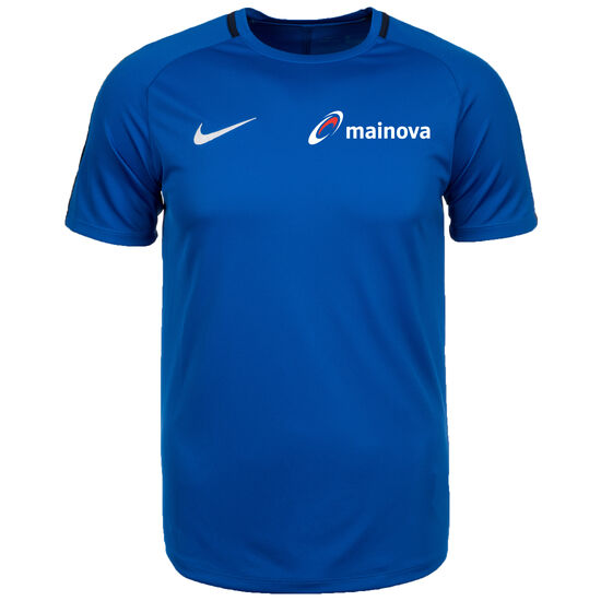 Mainova Dry Academy 18 Trainingsshirt Herren, blau / weiß, zoom bei OUTFITTER Online