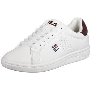 Crosscourt 2 F Low Sneaker Herren, weiß / weinrot, zoom bei OUTFITTER Online