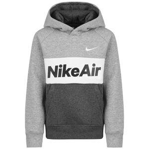 Air Kapuzenpullover Kinder, grau / weiß, zoom bei OUTFITTER Online