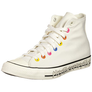 Chuck Taylor All Star My Story High Sneaker, beige / bunt, zoom bei OUTFITTER Online