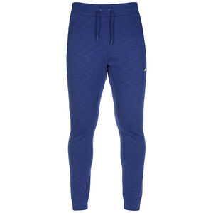 Optic Fleece Jogginghose Herren, blau, zoom bei OUTFITTER Online