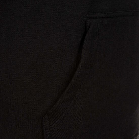 Basic Kapuzenpullover Herren, schwarz, zoom bei OUTFITTER Online