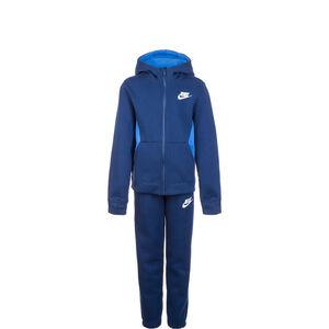 Sportswear Trainingsanzug Kinder, dunkelblau / blau, zoom bei OUTFITTER Online