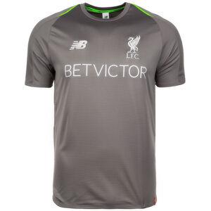 FC Liverpool Elite Trainingsshirt Herren, grau, zoom bei OUTFITTER Online