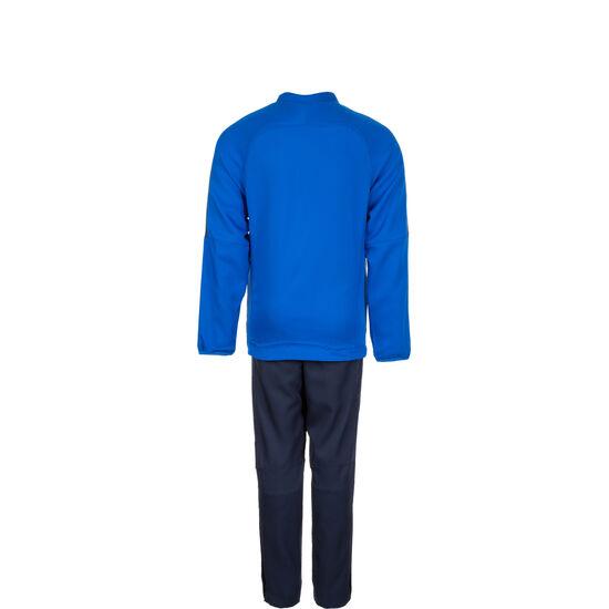 Dry Academy 18 Trainingsanzug Kinder, blau / schwarz, zoom bei OUTFITTER Online
