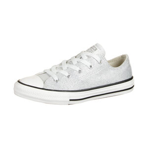 Chuck Taylor All Star OX Sneaker Kinder, hellgrau / weiß, zoom bei OUTFITTER Online