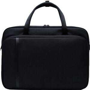 Gibson Large Laptoptasche, schwarz, zoom bei OUTFITTER Online