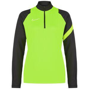 Academy Pro Trainingspullover Damen, neongrün / anthrazit, zoom bei OUTFITTER Online
