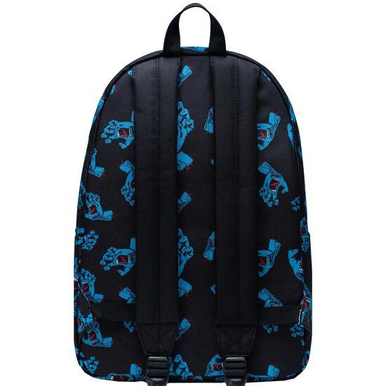 Classic X-Large Rucksack, schwarz / blau, zoom bei OUTFITTER Online