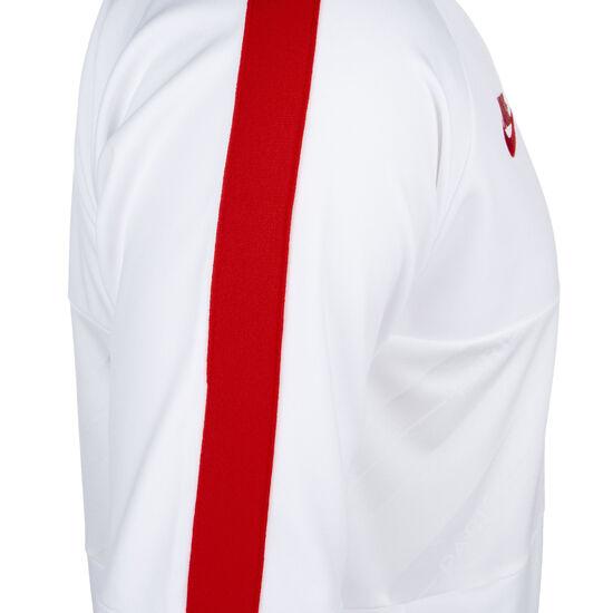 Paris St.-Germain I96 Trainingsjacke Herren, weiß / rot, zoom bei OUTFITTER Online