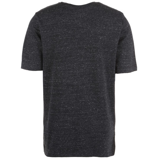 Heritage T-Shirt Herren, anthrazit / rot, zoom bei OUTFITTER Online