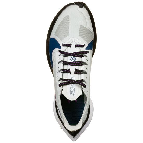 Zoom Gravity Laufschuh Damen, dunkelgrau / blau, zoom bei OUTFITTER Online