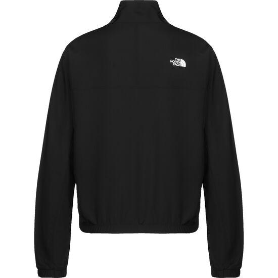 Train N Logo Jacke Damen, schwarz, zoom bei OUTFITTER Online