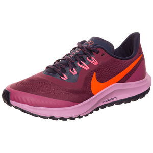Air Zoom Pegasus 36 Trail Laufschuh Damen, weinrot / rosa, zoom bei OUTFITTER Online