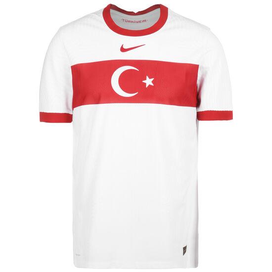 Türkei Trikot Home Vapor Match EM 2021 Herren, weiß / rot, zoom bei OUTFITTER Online