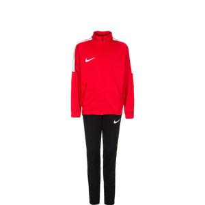 Dry Squad 17 II Trainingsanzug Kinder, rot / schwarz / weiß, zoom bei OUTFITTER Online