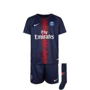 Paris St.-Germain Breathe Minikit Home Kinder, Blau, zoom bei OUTFITTER Online