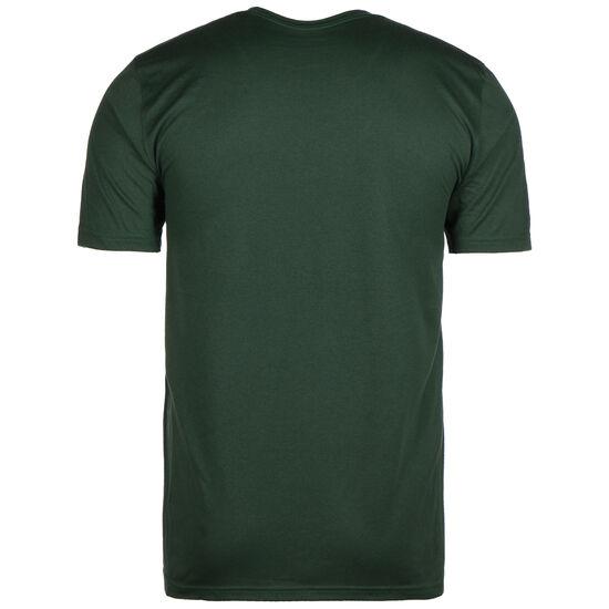 Milwaukee Bucks Trainingsshirt Herren, grün / gelb, zoom bei OUTFITTER Online