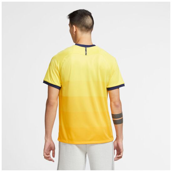Tottenham Hotspur Trikot 3rd Stadium 2020/2021 Herren, gelb / dunkelblau, zoom bei OUTFITTER Online