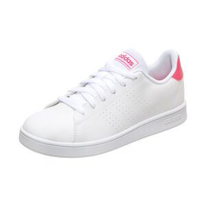 Advantage Sneaker Kinder, weiß / pink, zoom bei OUTFITTER Online