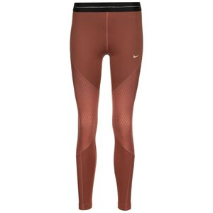Icon Clash Warm Lauftight Damen, korall / gold, zoom bei OUTFITTER Online