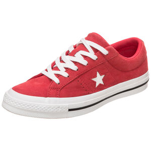 Cons One Star OX Sneaker, Rot, zoom bei OUTFITTER Online