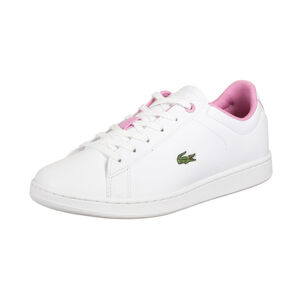 Carnaby Evo 120 Sneaker Kinder, weiß / pink, zoom bei OUTFITTER Online