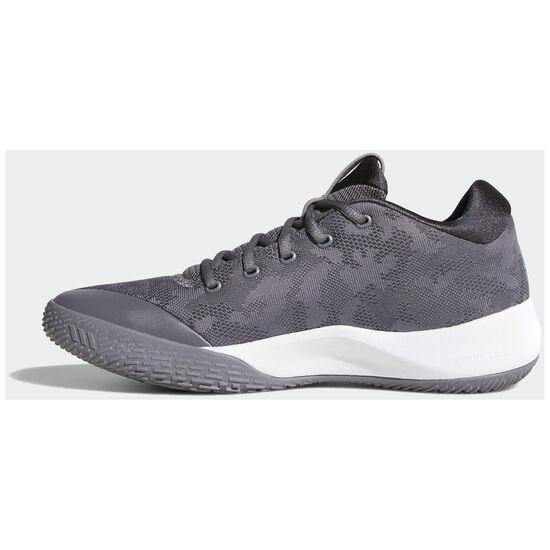 Next Level Speed VI Basketballschuh Herren, grau / weiß, zoom bei OUTFITTER Online