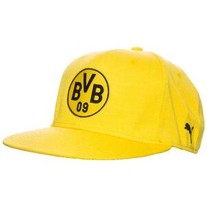 Borussia Dortmund Stretchfit Logo Cap, , zoom bei OUTFITTER Online