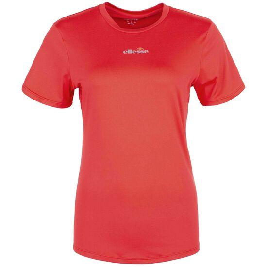 Aprilla Trainingsshirt Damen, rot, zoom bei OUTFITTER Online
